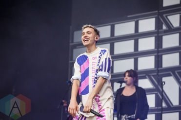 Years And Years performing at Parklife Festival 2016 on June 11, 2016. (Photo: Priti Shikotra/Aesthetic Magazine)