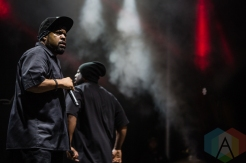 Ice Cube performing at Amnesia Rockfest 2016 in Montebello, Quebec on June 25, 2016. (Photo: Scott Penner/Aesthetic Magazine)