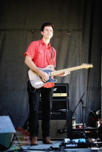 Sam Cash and the Romantic Dogs performing at KOI Fest at the Parking Lot in Kitchener on June 25, 2016. (Photo: Dan Fischer/Aesthetic Magazine)