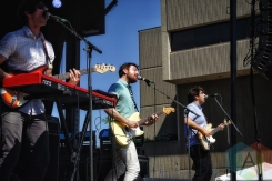 The Elwins performing at KOI Fest at the Parking Lot in Kitchener on June 25, 2016. (Photo: Dan Fischer/Aesthetic Magazine)