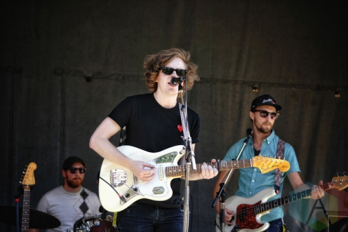 Kalle Mattson performing at KOI Fest at the Parking Lot in Kitchener on June 25, 2016. (Photo: Dan Fischer/Aesthetic Magazine)