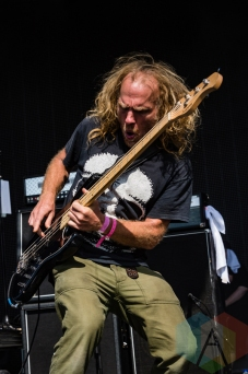 Corrosion of Conformity performing at Amnesia Rockfest 2016 in Montebello, Quebec on June 25, 2016. (Photo: Scott Penner/Aesthetic Magazine)