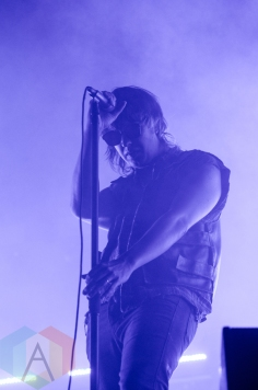 The Strokes performing at Governors Ball 2016 in New York City on June 3, 2016. (Photo: Saidy Lopez/Aesthetic Magazine)