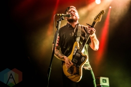 Thrice performing at the Sound Academy in Toronto on June 21, 2016. (Photo: Kelsey Giesbrecht/Aesthetic Magazine)