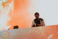 Zedd performing at FVDED in the Park at Holland Park in Surrey, BC on July 3, 2016. (Photo: Timothy Nguyen/Aesthetic Magazine)