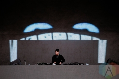 Sam Gellaitry performing at FVDED in the Park at Holland Park in Surrey, BC on July 3, 2016. (Photo: Timothy Nguyen/Aesthetic Magazine)