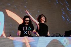Peking Duk performing at FVDED in the Park at Holland Park in Surrey, BC on July 3, 2016. (Photo: Timothy Nguyen/Aesthetic Magazine)