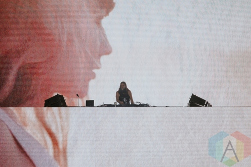 Seven Lions performing at FVDED in the Park at Holland Park in Surrey, BC on July 3, 2016. (Photo: Timothy Nguyen/Aesthetic Magazine)