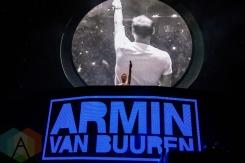Armin Van Buuren performing at Digital Dreams in Toronto on July 3, 2016. (Photo: Brandon Newfield/Aesthetic Magazine)
