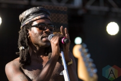 Blood Orange performing at the Pitchfork Music Festival in Chicago on July 16, 2016. (Photo: Kari Terzino/Aesthetic Magazine)