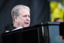Brian Wilson performing at the Pitchfork Music Festival in Chicago on July 16, 2016. (Photo: Kari Terzino/Aesthetic Magazine)