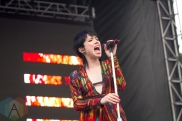 Carly Rae Jepsen performing at the Pitchfork Music Festival in Chicago on July 15, 2016. (Photo: Kari Terzino/Aesthetic Magazine)