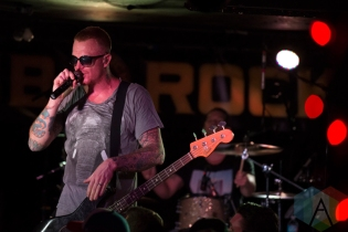 Eve 6 performing at Pub Rock in Scottsdale, Arizona on July 20, 2016. (Photo: Tony Contini/Aesthetic Magazine)