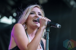 Leah Daniels performing at the CMT Music Fest on July 9, 2016. (Photo: Orest Dorosh/Aesthetic Magazine)