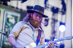 Brothers Osborne performing at the CMT Music Fest on July 8, 2016. (Photo: Orest Dorosh/Aesthetic Magazine)