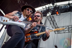 The Road Hammers performing at the CMT Music Fest on July 9, 2016. (Photo: Orest Dorosh/Aesthetic Magazine)