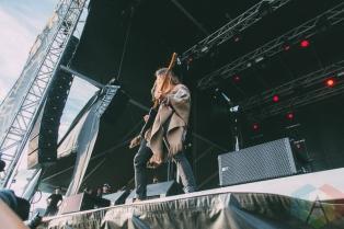 Jesse Roper performing at Rock The Shores on July 22, 2016. (Photo: Steven Shepherd/Aesthetic Magazine)
