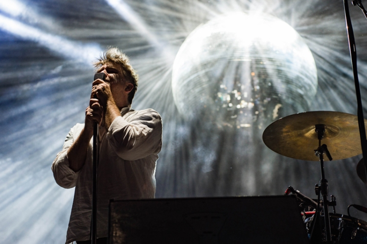 LCD Soundsystem performing at the Wayhome Music Festival on July 22, 2016. (Photo: Matt Forsythe)