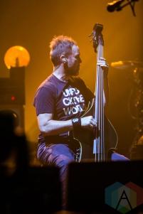 Pearl Jam performing at the Pemberton Music Festival on July 17, 2016. (Photo: Steven Shepherd/Aesthetic Magazine)