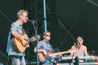 Towers and Trees performing at Rock The Shores on July 22, 2016. (Photo: Steven Shepherd/Aesthetic Magazine)