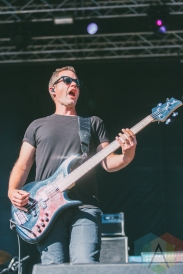 Big Wreck performing at Rock The Shores on July 23, 2016. (Photo: Steven Shepherd/Aesthetic Magazine)