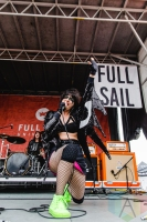 Mother Feather performing at Warped Tour 2016 at Jones Beach Theater in Long Island, New York on July 9, 2016. (Photo: Saidy Lopez/Aesthetic Magazine)
