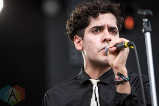 Neon Indian performing at the Pitchfork Music Festival in Chicago on July 17, 2016. (Photo: Kari Terzino/Aesthetic Magazine)