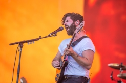 Foals performing at the Panorama Music Festival on Randall's Island in New York City on July 23, 2016. (Photo: Courtesy of Panorama Music Festival)