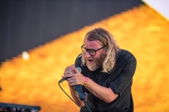 The National performing at the Panorama Music Festival on Randall's Island in New York City on July 23, 2016. (Photo: Courtesy of Panorama Music Festival)