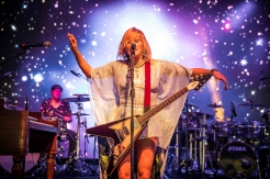 Grace Potter performing at the Panorama Music Festival on Randall's Island in New York City on July 24, 2016. (Photo: Courtesy of Panorama Music Festival)