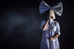 SIA performing at the Panorama Music Festival on Randall's Island in New York City on July 24, 2016. (Photo: Courtesy of Panorama Music Festival)