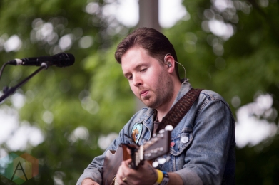 The Paper Kites performing at the Wayhome Music Festival on July 24, 2016. (Photo: Brandon Newfield/Aesthetic Magazine)