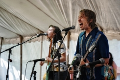 Teen Violence performing at Hillside Festival on July 22, 2016. (Photo: Dan Fischer/Aesthetic Magazine)
