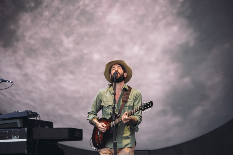 Ray LaMontagne performing at the Wayhome Music Festival on July 24, 2016. (Photo: Rick Clifford/Republic Live)