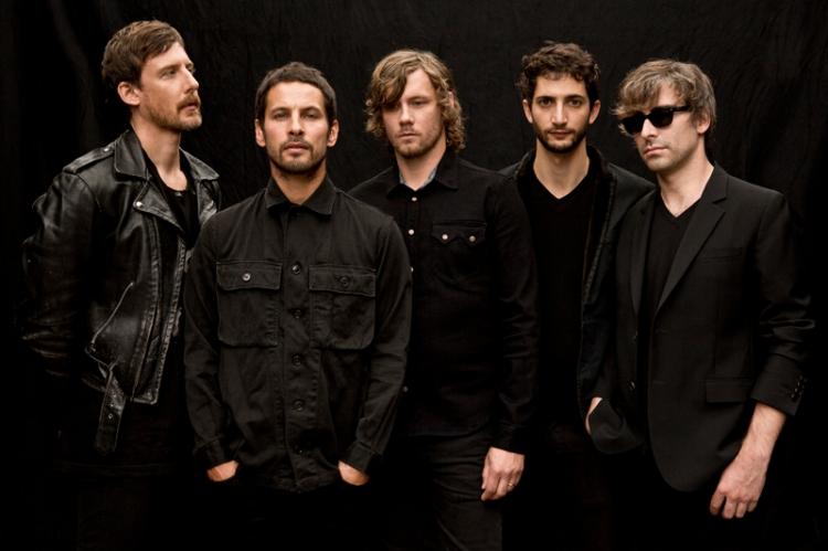 Sam Roberts Band.