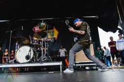 The Story So Far performing at Warped Tour 2016 at Jones Beach Theater in Long Island, New York on July 9, 2016. (Photo: Saidy Lopez/Aesthetic Magazine)