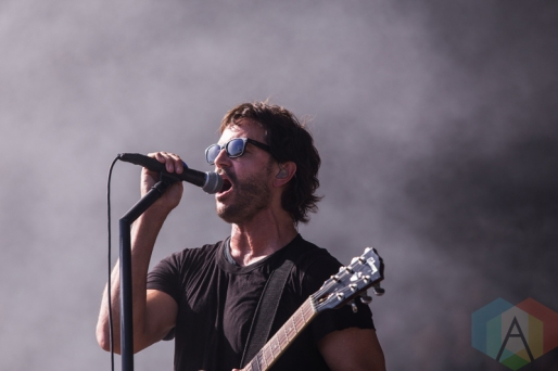 Third Eye Blind performing at the Wayhome Music Festival on July 23, 2016. (Photo: Brandon Newfield/Aesthetic Magazine)