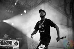 Tory Lanez performing at the Wayhome Music Festival on July 22, 2016. (Photo: Brandon Newfield/Aesthetic Magazine)
