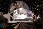 Tritonal performing at Digital Dreams in Toronto on July 3, 2016. (Photo: Brandon Newfield/Aesthetic Magazine)