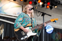 Anna Rose performing at Summerfest 2016 in Milwaukee on June 29, 2016. (Photo: Katie Kuropas/Aesthetic Magazine)
