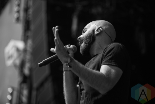 X Ambassadors performing at the Wayhome Music Festival on July 23, 2016. (Photo: Brandon Newfield/Aesthetic Magazine)