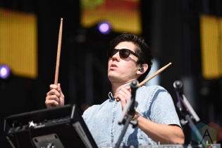 Gryffin performing at the VELD Music Festival in Toronto on July 30, 2016 (Photo: Jaime Espinoza/Aesthetic Magazine)