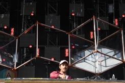 Jai Wolf performing at the VELD Music Festival in Toronto on July 30, 2016 (Photo: Jaime Espinoza/Aesthetic Magazine)