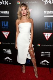 Hailey Baldwin attends the Republic Records afterparty following the 2016 MTV Video Music Awards on August 28, 2016 at Vandal in New York City. (Photo: Rob Kim/Getty)
