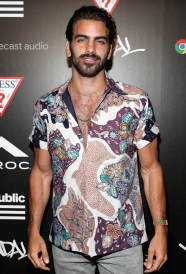 Model Nyle DiMarco attends the Republic Records afterparty following the 2016 MTV Video Music Awards on August 28, 2016 at Vandal in New York City. (Photo: Rob Kim/Getty)