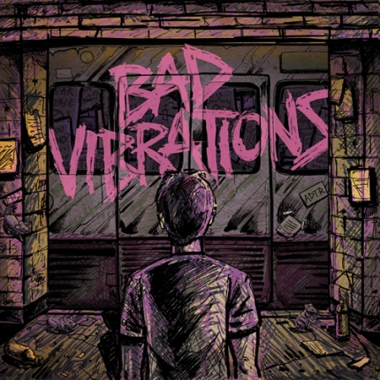A Day To Remember released their new album, Bad Vibrations, on August 19th.