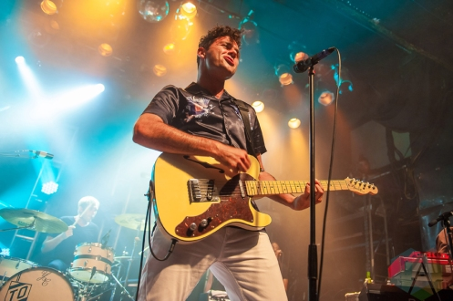 Arkells performing at the Mod Club on August 4, 2016. (Photo: Orest Dorosh/Aesthetic Magazine)