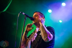 Bayside performing at the Opera House in Toronto on August 25, 2016. (Photo: Katrina Lat/Aesthetic Magazine)