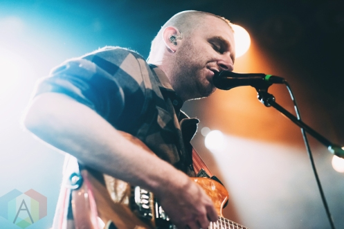 Bear Hands performing at the Commodore Ballroom in Vancouver on August 8, 2016. (Photo: Natasha Priya/Aesthetic Magazine)