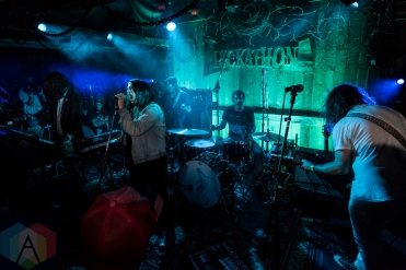 Black Mountain performing at Pickathon 2016 in Happy Valley, Oregon on August 6, 2016. (Photo: Kevin Tosh/Aesthetic Magazine)